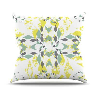 Springtide Throw Pillow Size: 16 H x 16 W