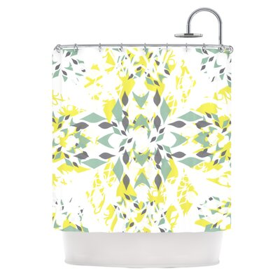 Springtide Shower Curtain