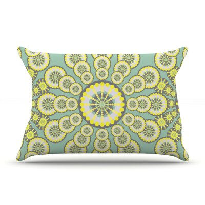 Equinox by Miranda Mol Featherweight Pillow Sham Size: King, Fabric: Woven Polyester
