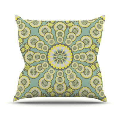 Equinox Throw Pillow Size: 16 H x 16 W