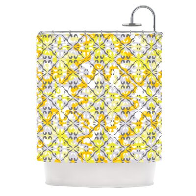 Effloresco Shower Curtain