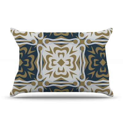 Contemporary Granny by Miranda Mol Featherweight Pillow Sham Size: Queen, Fabric: Woven Polyester