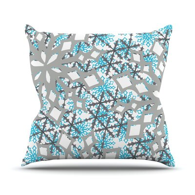 Chilly Throw Pillow Size: 26 H x 26 W