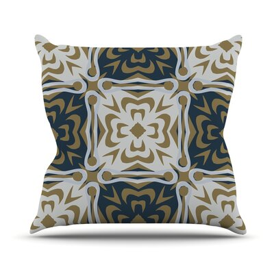 Contemporary Granny Throw Pillow Size: 18 H x 18 W