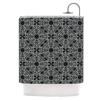 Optical Feast Shower Curtain