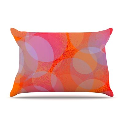 Six by Marianna Tankelevich Featherweight Pillow Sham Size: Queen, Fabric: Woven Polyester