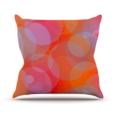 Six Throw Pillow Size: 16 H x 16 W