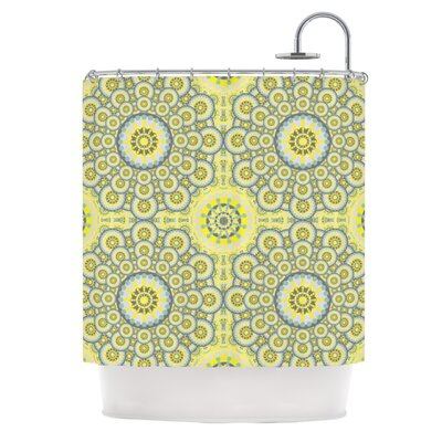 Multifaceted Shower Curtain