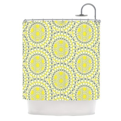 Sprouting Cells Shower Curtain