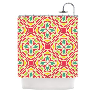 Christmas Carnival Shower Curtain