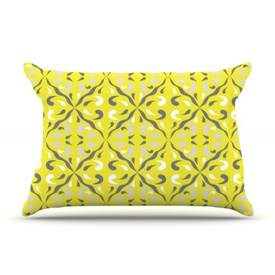 Seedtime by Miranda Mol Featherweight Pillow Sham Size: Queen, Fabric: Woven Polyester