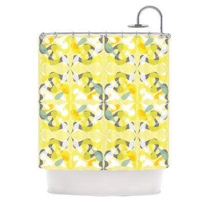 Spring Flourish Shower Curtain