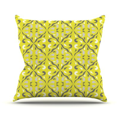Seedtime Throw Pillow Size: 18 H x 18 W