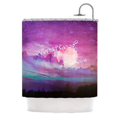 Everything At Once Shower Curtain