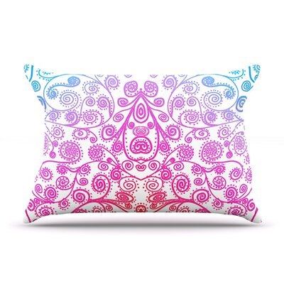 Safe and Sound by Monika Strigel Featherweight Pillow Sham Size: King, Fabric: Woven Polyester