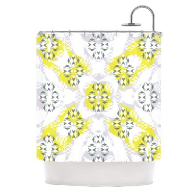 Vernal Season Shower Curtain