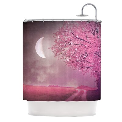 Song of The Springbird Shower Curtain