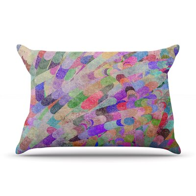 Abstract Pillow Case Size: King