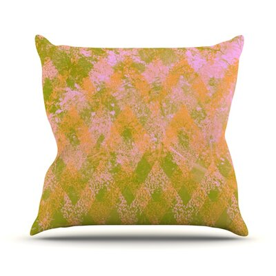 Fuzzy Feeling Throw Pillow Size: 18 H x 18 W
