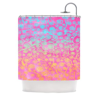 Get Lucky Shower Curtain