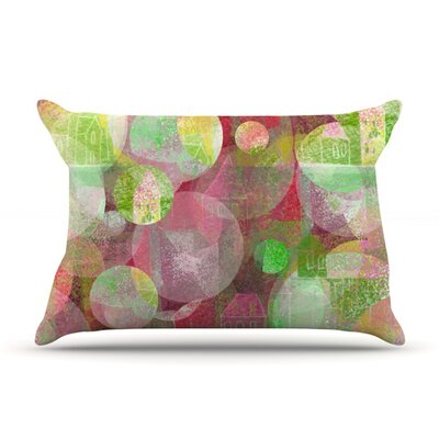 Dream Place by Marianna Tankelevich Featherweight Pillow Sham Size: King, Fabric: Woven Polyester