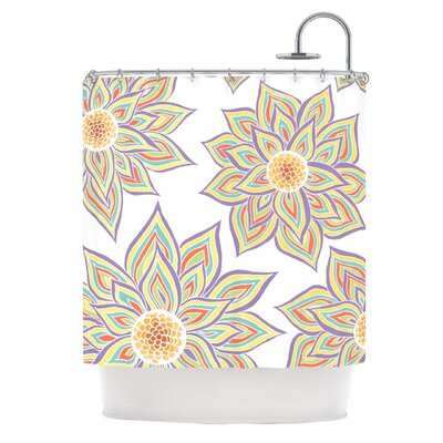 Shower Curtain Color: Floral Rhythm