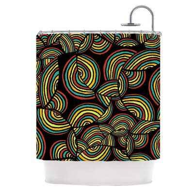 Infinite Depth Shower Curtain