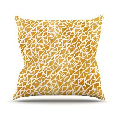 "Kess InHouse Tribal Origin Outdoor Throw Pillow - Size: 18"" H x 18"" W x 3"" D at Sears.com"