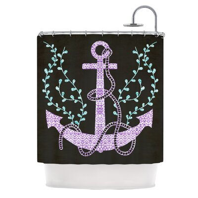 Shower Curtain Color: Tribal Nautica