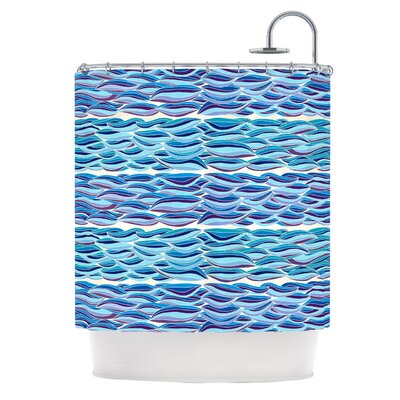 The High Sea Shower Curtain