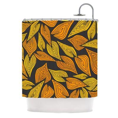 Shower Curtain Color: Autumn II
