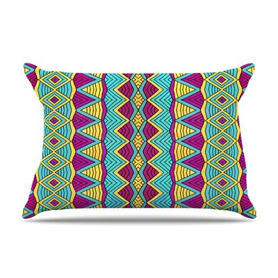 Pillow Case Size: Standard, Color: Tribal Soul II