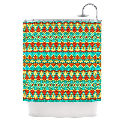 Shower Curtain Color: Tribal Soul