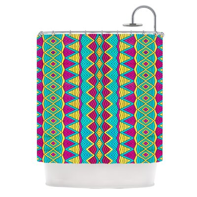 Shower Curtain Color: Tribal Soul II