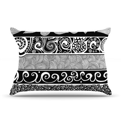 Tribal Evolution Pillow Case Size: King