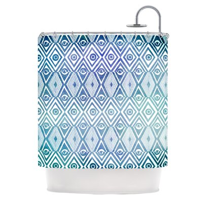 Tribal Empire Shower Curtain