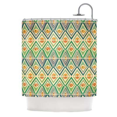 Shower Curtain Color: Celebration