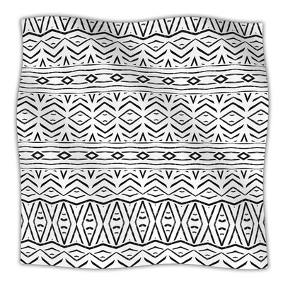 "Kess InHouse Tambourine Microfiber Fleece Throw Blanket - Size: 40"" L x 30"" W at Sears.com"