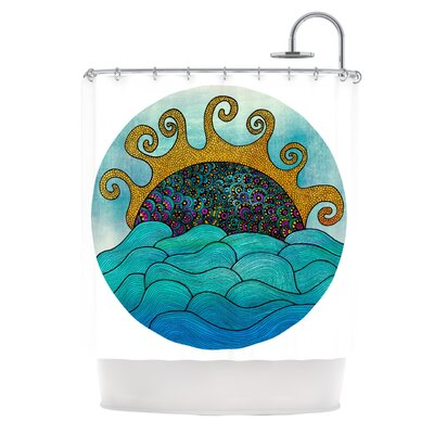 Oceania Shower Curtain