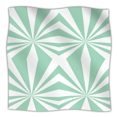 Starburst Throw Blanket Size: 80 L x 60 W