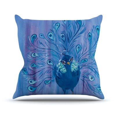 Little Master Throw Pillow Size: 18 H x 18 W