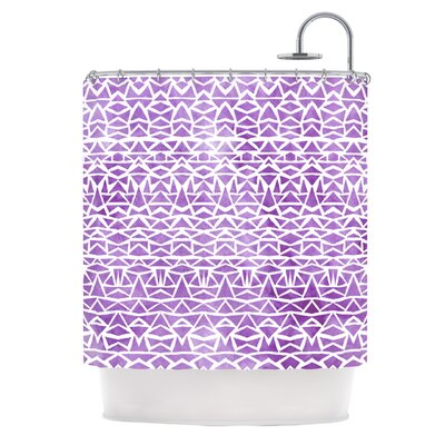 Shower Curtain Color: Tribal Mosaic
