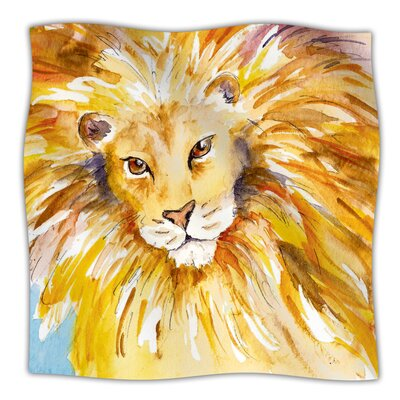 Wild One Throw Blanket Size: 60 L x 50 W