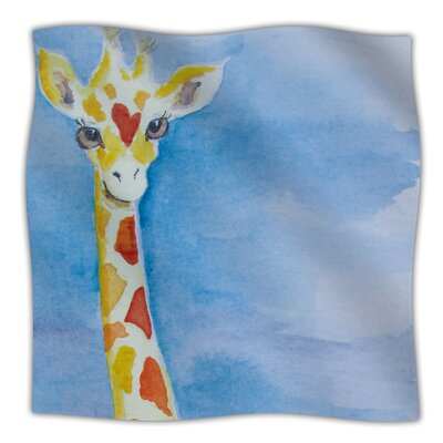 Topsy Throw Blanket Size: 60 L x 50 W