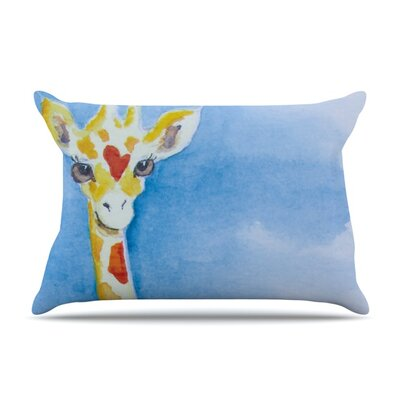 Topsy Pillow Case Size: King