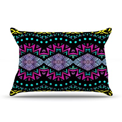 Tribal Dominance by Pom Graphic Design Featherweight Pillow Sham Size: King, Fabric: Woven Polyester