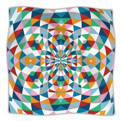 Modern Day Throw Blanket Size: 60 L x 50 W