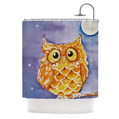 Little Hoot Shower Curtain