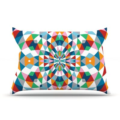 Modern Day by Project M Featherweight Pillow Sham Size: Queen, Fabric: Woven Polyester