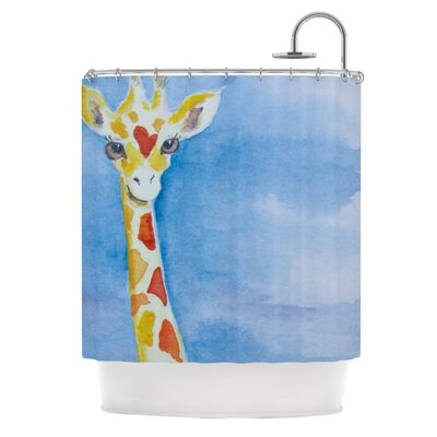 Topsy Shower Curtain
